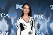 Jordana Brewster Strappy Sandals