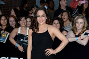 Jordyn Wieber Little Black Dress