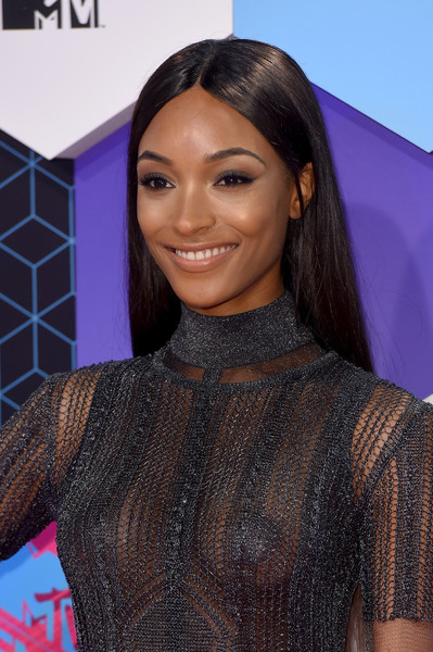 Jourdan Dunn Long Straight Cut