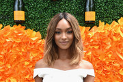 Jourdan Dunn Tribal Tattoo