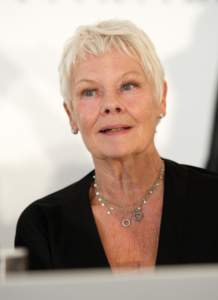 Judi Dench Pixie [face,skin,human,businessperson,official,photography,wrinkle,judi dench,most valuable arts prize,praemium imperiale japanese awards,arts,london,united kingdom,claridge,uk artists win world]