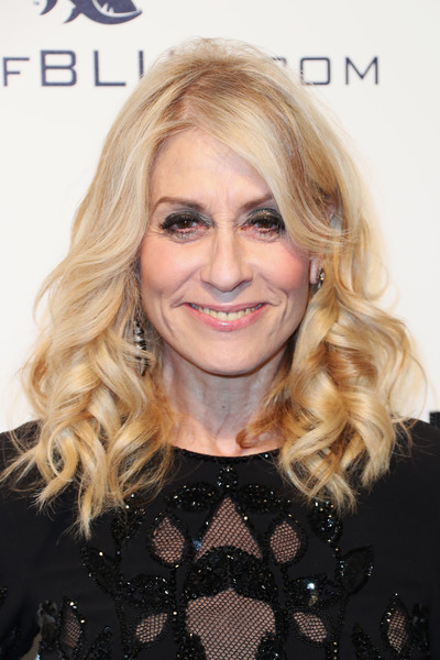Judith Light Medium Curls [hair,face,blond,hairstyle,eyebrow,long hair,chin,hair coloring,lip,beauty,arrivals,judith light,west hollywood park,california,the city,elton john aids foundation,oscar viewing party,academy awards viewing party]
