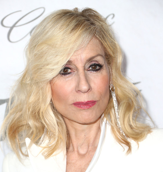 Judith Light Medium Wavy Cut [variety and women in film,women in films,hair,face,blond,eyebrow,hairstyle,lip,chin,skin,beauty,nose,judith light,variety,arrivals,west hollywood,california,cecconi,2018 pre-emmy celebration]