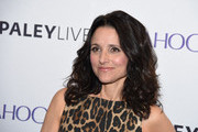 Julia Louis-Dreyfus Medium Curls