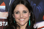 Julia Louis-Dreyfus Smoky Eyes