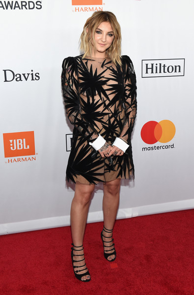 Julia Michaels Sheer Dress