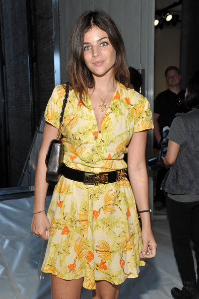 Julia Restoin-Roitfeld Leather Belt