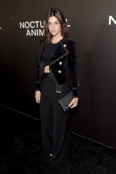 Julia Restoin-Roitfeld Envelope Clutch