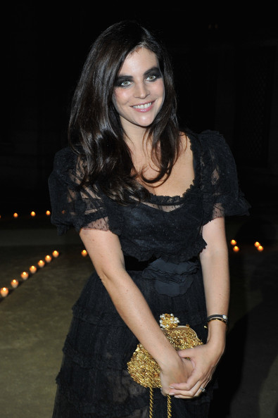 Julia Restoin-Roitfeld Smoky Eyes