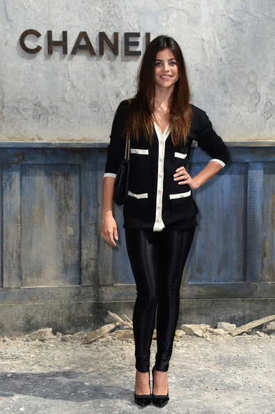 Julia Restoin-Roitfeld Leggings