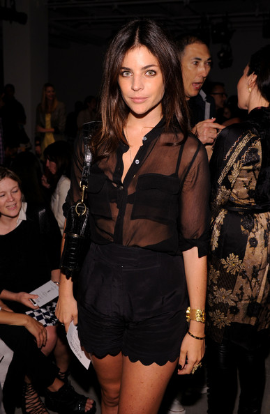 Julia Restoin-Roitfeld Sports Shorts