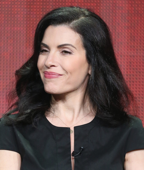 Julianna Margulies Long Hairstyles
