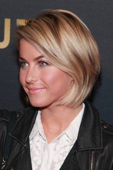 how to cut julianne hough bob