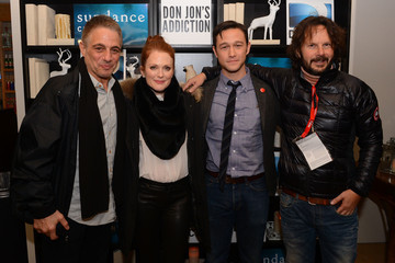 "Julianne Moore Joseph Gordon-Levitt ""Don Jon's Addiction"" Premiere Party Hosted By DirecTV and Sundance Channel - 2013 Park City"