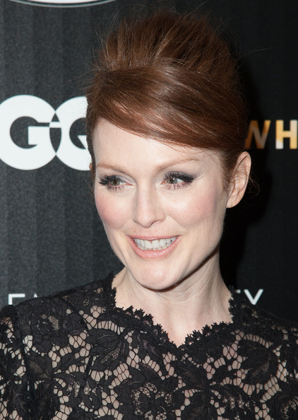 Julianne Moore Beehive