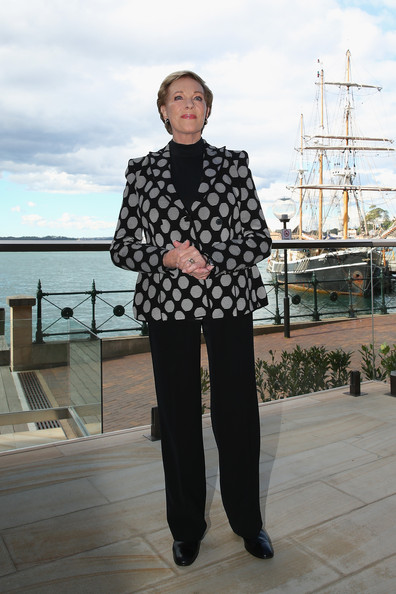 Julie Andrews Blazer