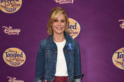 Julie Bowen Leather Clutch