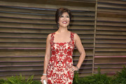 Julie Chen Beaded Dress