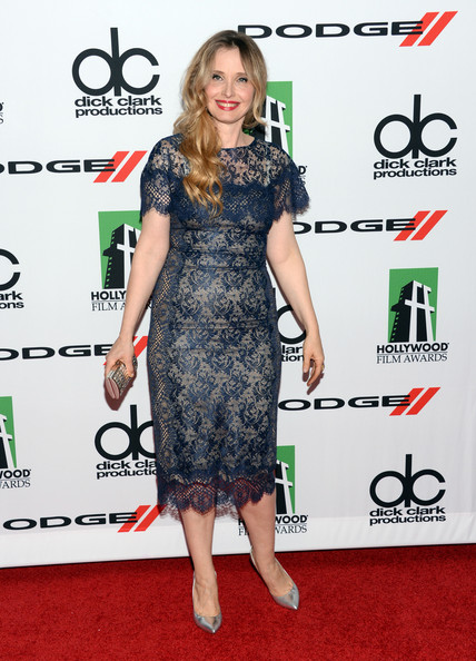 Julie Delpy Cocktail Dress