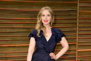 Julie Delpy Wrap Dress