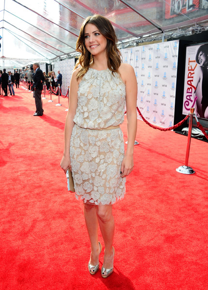 Julie Gonzalo Evening Sandals