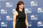 Juliette Binoche Cutout Dress