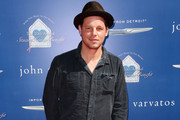 Justin Chambers Denim Shirt