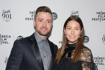 Justin Timberlake Jessica Biel 'The Devil and The Deep Blue Sea' - After Party Hosted By Sauza 901- 2016 Tribeca Film Festival