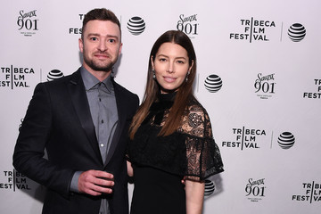 "Justin Timberlake Jessica Biel 2016 Tribeca Film Festival After Party For ""The Devil And The Deep Blue Sea"" Sponsored By Sauza 901"