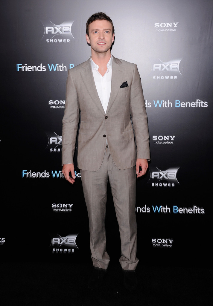 6293890cad3 Penny Loafers. Justin Timberlake · Justin Timberlake looked sleek in an  ecru suit for the NY premiere of  Friends with