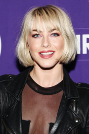 Julianne Hough looked adorable with her bob and wispy bangs at the 'Beyond' Spirit Day concert.