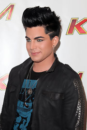 Adam sported a rockstar-worthy do while hitting the red carpet for Wango Tango 2010.