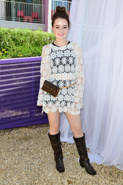 Kaitlyn Dever Printed Purse [aok,clothing,boot,footwear,shoulder,fashion,joint,knee,leg,knee-high boot,beauty,palm springs,california,paradiso,kaitlyn dever]