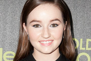 Kaitlyn Dever Long Side Part