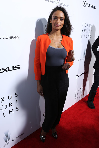 Kandyse McClure Clothes