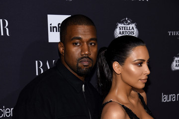 Kanye West Kim Kardashian Harper's Bazaar Celebrates 'ICONS by Carine Roitfeld' Presented by Infor, Laura Mercier, and Stella Artois - Arrivals