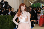 Karen Elson Evening Dress