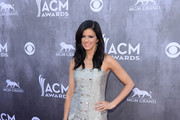 Karen Fairchild Strapless Dress