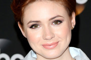 Karen Gillan Short Side Part