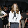 Katie Cassidy at Karen Walker