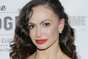 Karina Smirnoff Long Wavy Cut