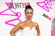Karina Smirnoff Strapless Dress