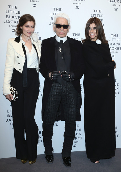 CHANEL The Little Black Jacket - Exhibition Opening