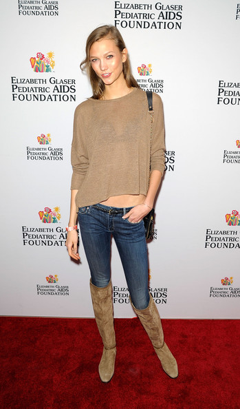Karlie Kloss Crewneck Sweater
