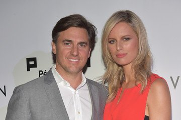 Karolina Kurkova Archie Drury PAMM Art Of The Party Presented By Louis Vuitton