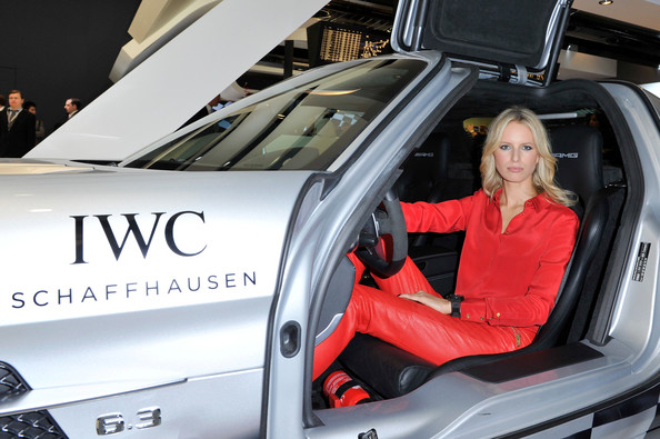 IWC Booth At SIHH 2013