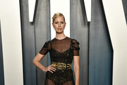 Karolina Kurkova Sheer Dress