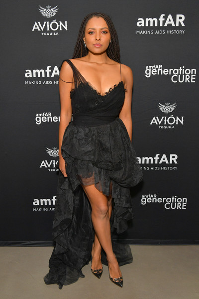 Kat Graham Fishtail Dress