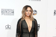 Kat Graham Sheer Dress