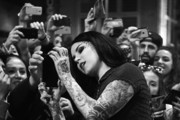 Kat Von D Presents Her new Make Up Collection